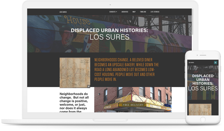 NYU Gallatin Displaced Urban Histories
